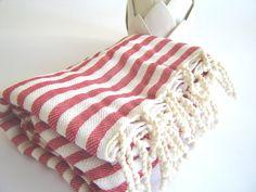 Turkish Bath Towel Peshtemal Light and Thin Bath by TheAnatolian, $24.00