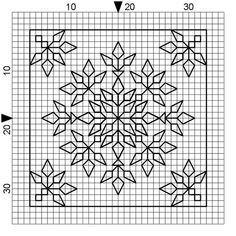Wyrdbyrd's Nest  FREE Blackwork patterns