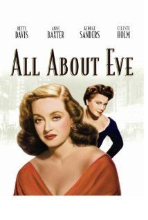 Released the year I was born - great old movie with Bette Davis. An ingenue insinuates herself in to the company of an established but aging stage actress and her circle of theater friends.