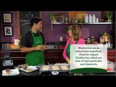 """""""The Best Breakfast of the Year!"""" Living Beyond Organic TV Show #7 Cooking Segment"""