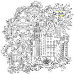О, Париж. Раскраска-антистресс для творчества и вдохновения - Поиск в Google