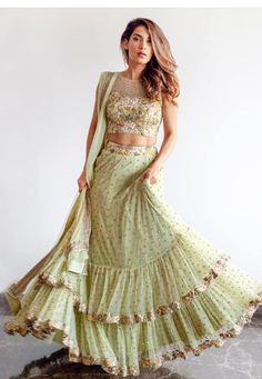 Buy beautiful Designer fully custom made bridal lehenga choli and party wear lehenga choli on Beautiful Latest Designs available in all comfortable price range.Buy Designer Collection Online : Call/ WhatsApp us on : Designer Bridal Lehenga, Bridal Lehenga Choli, Indian Lehenga, Lehenga Wedding, Indian Dresses, Indian Outfits, Mehendi Outfits, Indian Skirt, Indian Clothes