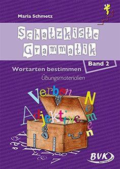 Schatzkiste Grammatik 2: Wortarten bestimmen, Übungsmaterialien. 1.-2. Klasse: Amazon.de: Maria Schmetz: Bücher