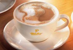 Tchibo coffee :)