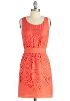 Elegant Engravings Dress