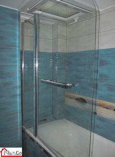 Ολική Ανακαίνιση σπιτιού στο Μπουρνάζι - Μπάνιο Πριν και Μετά Bathtub, Bathroom, Standing Bath, Washroom, Bathtubs, Bath Tube, Full Bath, Bath, Bathrooms
