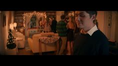 Damian McGinty - It's Beginning to Look A Lot Like Christmas (Official Music Video)