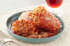 Lasagna Roll-Up