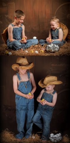 Old Fashioned Boys in a Barn With Easter Chicks | Country Style Baby Chick | Portrait Poses | Photo Idea | Photography | Cute Kid Pic | Baby Pics | Posing Ideas | Kids | Children | Child | ~Bountiful Utah Photographer close to Salt Lake City | Ogden | Provo UT~