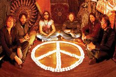 Black Crowes' Rich Robinson: 'The Band Has Broken Up' | Billboard