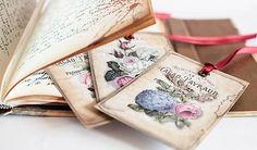 Set vintage menoviek Tableware, Roses, Handmade, Vintage, Art, Art Background, Dinnerware, Hand Made, Pink