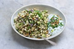 Sprout Salad by 101cookbooks #Salad #Sprout