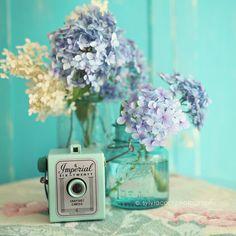 やんわり優しい大人女子テイストのブルーを満喫ネイルデザインカタログ