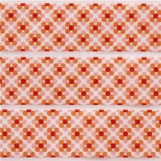 mt Washi Masking Tape deco tape dot pattern red orange 1