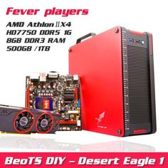 Find More Mini PCs Information about Fever Level DIY Super performance Desert Eagle 1 Mini HTPC Desktop PC AMD Athlon2 X4 HD 7750,High Quality htpc case mini itx,China htpc hdmi Suppliers, Cheap desktop pc gaming from Beots Computer Tech R&D Co Ltd on Aliexpress.com