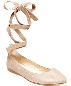 Steve Madden Women's Bloome Lace-Up Flats - Flats - Shoes - Macy's