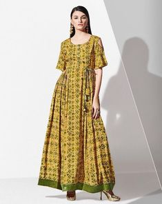 #YELLOW #COTTON FLEX #PRINTED #KURTI | #COTTON FLEX #WESTERN #STYLE KURTI | FENCY WEAR | #YELLOW #KURTI #DESIGN | #BEAUTIFUL #PARTY WEAR | ETHNIC WEAR COTTON | # COLOUR #PRINTED #KUTI |