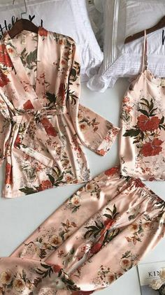 Cute Sleepwear, Sleepwear Women, Cute Pajama Sets, Cute Clothes For Women, Sexy Pajamas, Pajama Outfits, Sophisticated Outfits, Nightgowns For Women, Lingerie Outfits