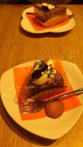 【元町をうろうろ】神戸元町商店街にあるパオデロさんのケーキ「ガトーショコラ」