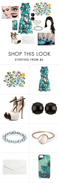 """""""Untitled #267"""" by legrill ❤ liked on Polyvore featuring Dot & Bo, Closet, Roberto Coin, Parisi, Rut&Circle, Kate Spade and Enjoy"""