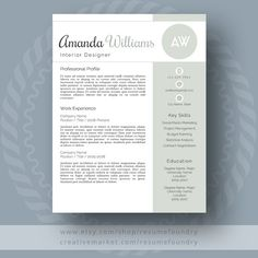 Resume Template  Angles  Graphics Resume And Templates