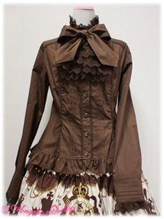 Angelic Pretty / Blouse / Royal Queen Blouse