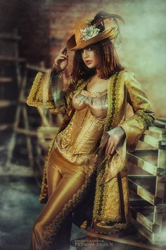 Steampunk Tendencies | Petrova JuliaN