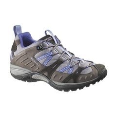 Merrell, Siren Sport Hiking Shoe (Women's) - Dark Grey