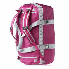 85466633c60 The North Face Bags - The North Face Base Camp Duffel Bag - Fuschia Pink/