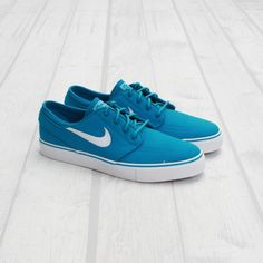 Nike Zoom Stefan Janoski - Neo Turquoise | Sole Collector