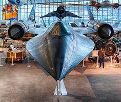 Museum of Flight, Seattle.  Spy Plane