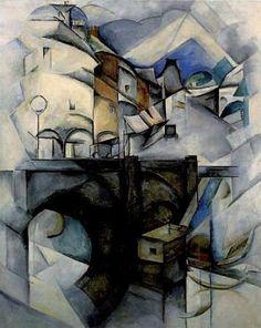 VERA ROCKLINE (1896-1934) est profondément influencée par l'Art Moderne émergeant alors en France, ainsi que par l'Avant- Garde russe. en 1896, d'un père russe et d'une mère française. Déjà respectée à Moscou, en tant qu'élève du néo-impressionniste