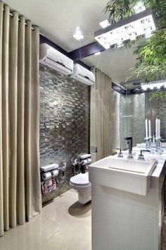 banheiro de visita