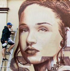 RONE portrait, Melbourne, 2/15 (LP)
