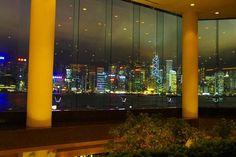 InterContinental Hotel (former Regent Hotel). Hong Kong