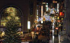 Weihnachtsmarkt Gelsenkirchen vom 21.11.-23.12.