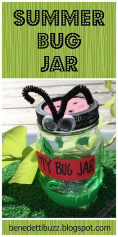 ... and away we go!: Benedetti Buzz... {an adorable summer craft}