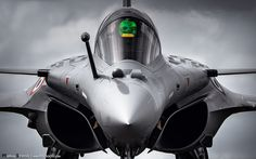 Face to face with THE Rafale