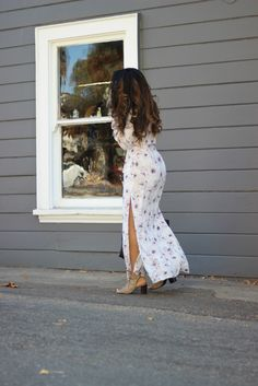 Floral Maxi #summer #maxi #forever21 #floral #california #dress