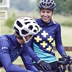 dhb Women's Blok Meso Roubaix Long Sleeve Jersey