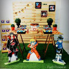Decoração Narutos Decoração Perfil Provence