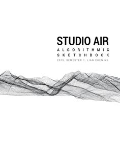 Parametric Design | Architecture Design Studio Air 2015, University of Melbourne