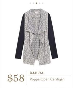 Stitch Fix cardigan dahlya poppa open cardigan Source by. Back To School Outfits For College, Casual School Outfits, Lazy Day Outfits, Fall Outfits For School, College Outfits, Winter Outfits, Stylish Outfits, Stitch Fix Blog, Stitch Fix Fall
