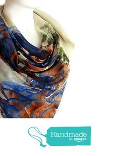 BUY ANY 3 GET 1 OF THEM FREE, Christmas gift, autumn scarf, cotton scarf, green brown blue, square scarf, fall fashion, girlfriend gift, large scarf, valentines day gift from AnnushkaHomeDecor https://www.amazon.com/dp/B01M285WH1/ref=hnd_sw_r_pi_dp_iAcwybS3XYH1R #handmadeatamazon