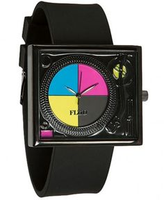 Flud - TableTurns Watch (Black) - $80