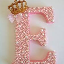 Resultado de imagen para numeros gigantes decorados estilo princesas