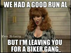 married with children - greatest family sitcom ever.