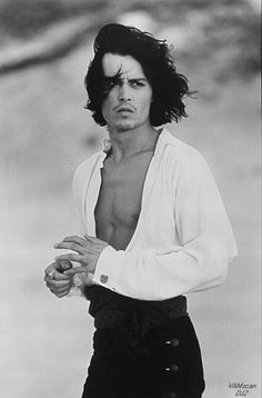 """""""There are four questions of value in life. What is sacred? Of what is the spirit made? What is worth living for, and what is worth dying for? The answer to each is the same. Only love."""" ~ Johnny Depp (Don Juan DeMarco)"""