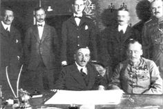 The signing of the Brest-Litovsk treaty on in March of 1918 heralded the end of Russian support for the Red Finnish forces, leading to their collapse within a few short months. Finnish Civil War, Brest Litovsk, World War I, Military History, March, Red, World War One, Mac, Mars