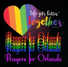 Prayers for Orlando for Orlando Pray For Orlando, Orlando Strong, Sad Quotes, Love Quotes, Cool Words, Wise Words, Orlando Shooting, Religious Tolerance, Peace And Love